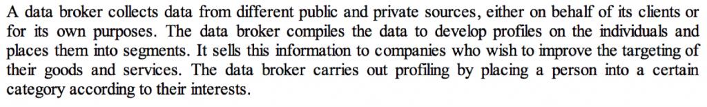 data brokers