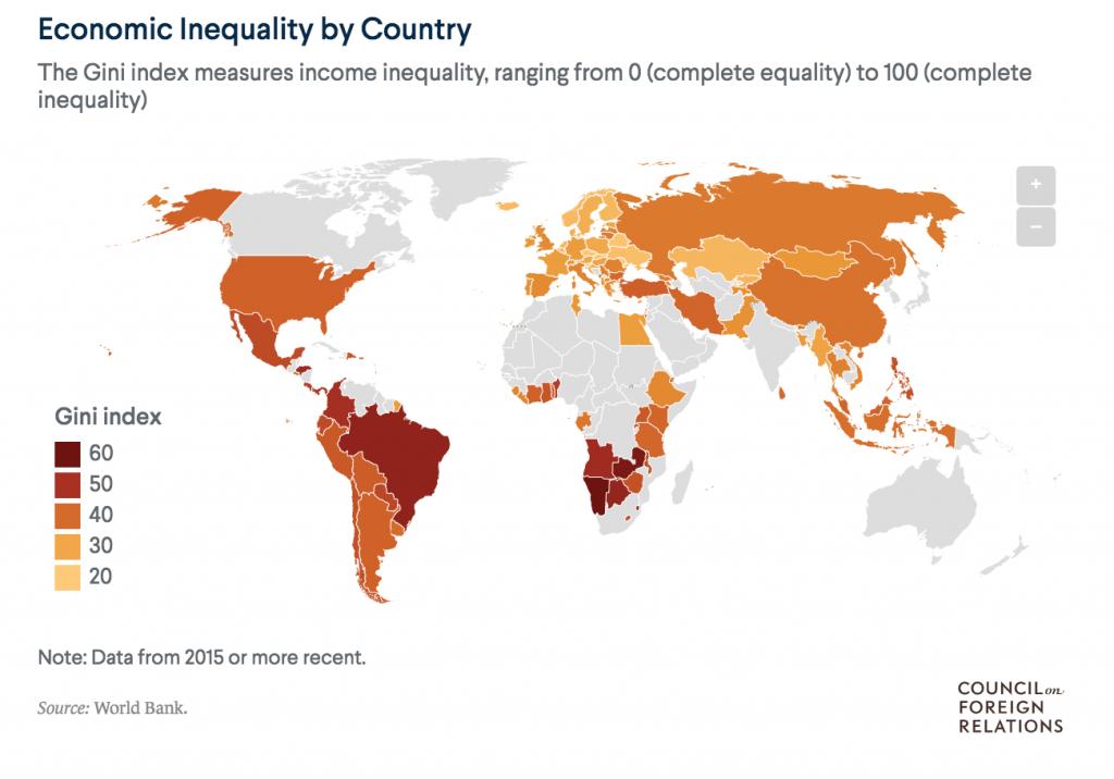The U.S. Inequality Debate
